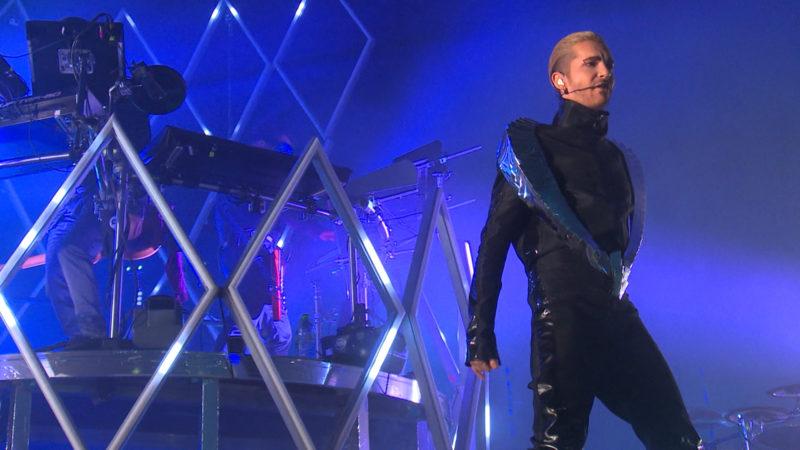Tokio Hotel sind zurück (Foto: SAT.1 NRW)