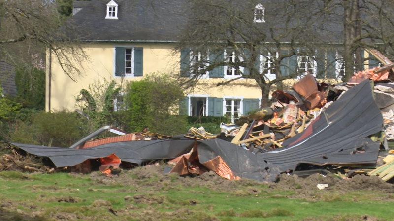 Kurioser Denkmalschutz (Foto: SAT.1 NRW)