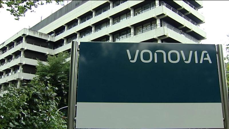 Neuer Ärger um Vonovia (Foto: SAT.1 NRW)