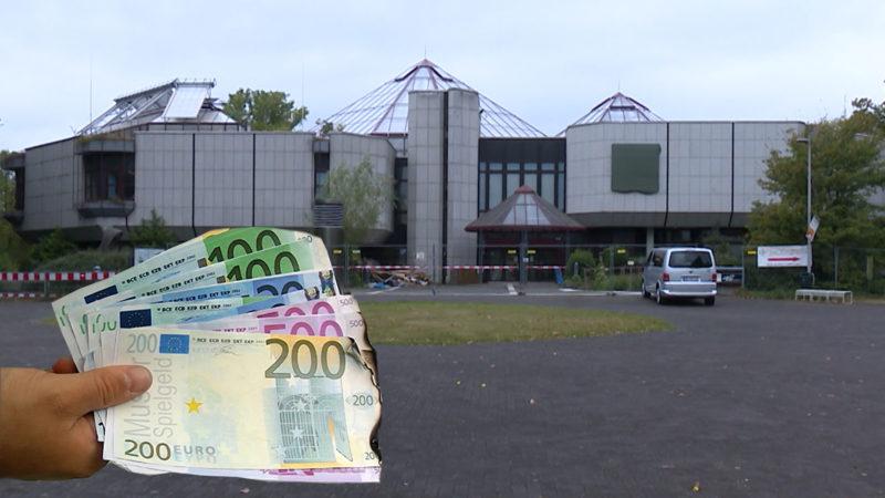 Sanierung des Aquazoos teurer als geplant (Foto: SAT.1 NRW)