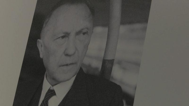 NRW gedenkt Konrad Adenauer (Foto: SAT.1 NRW)