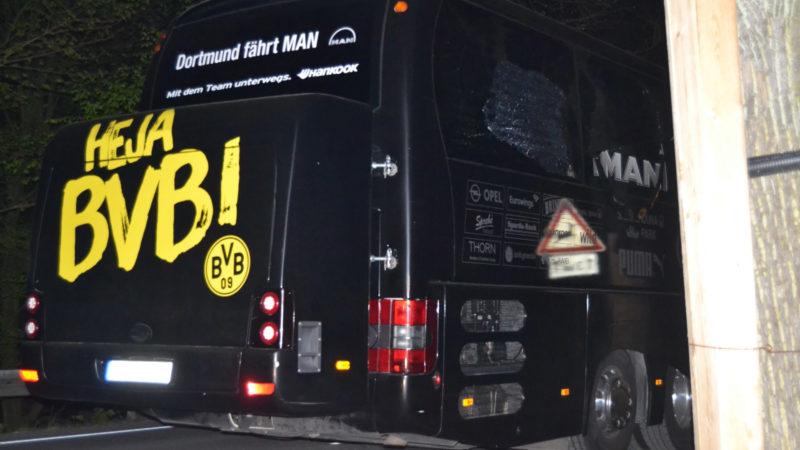 BVB-Anschlag: Mutmaßlicher Täter bestreitet die Tat (Foto: SAT.1 NRW)