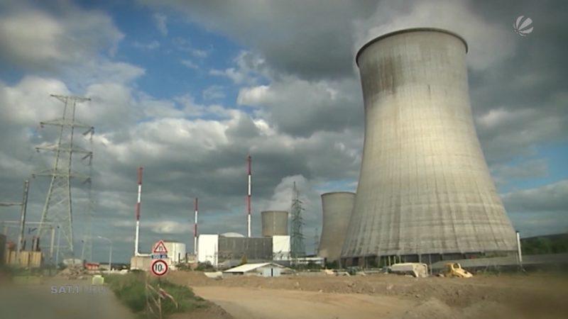 Aachen nach möglicher Reaktorkatastrophe (Foto: SAT.1 NRW)