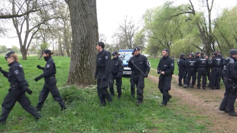 Suche nach dem Camping-Vergewaltiger geht weiter (Foto: SAT.1 NRW)