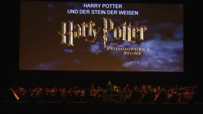 Harry Potter live in Concert (Foto: SAT.1 NRW)