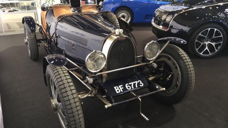 Bugatti-Rennwagen Typ 51 (1931-1934) (Foto: SAT.1 NRW)