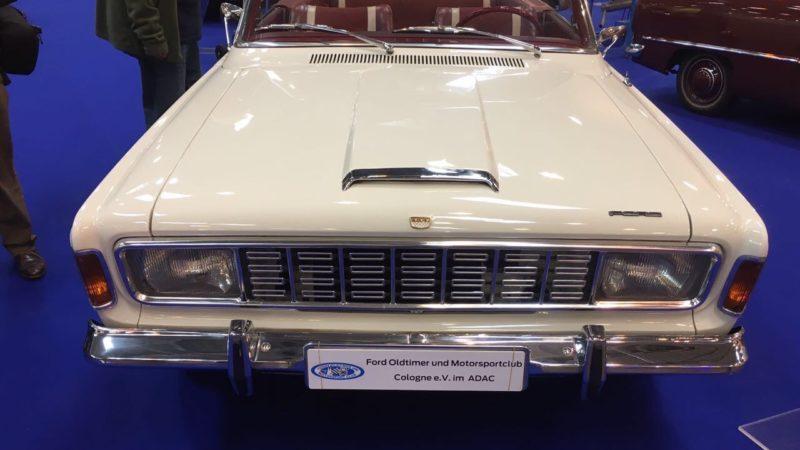 Ford 20M TS 2300 S Cabriolet mit Deutsch-Karosserie (Baujahr 1967) (Foto: SAT.1 NRW)