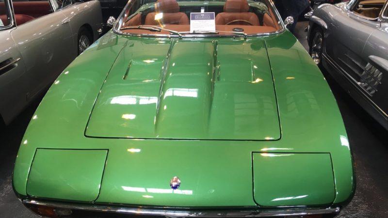 Maserati Ghibli 4.9 SS Spyder (1971) (Foto: SAT.1 NRW)