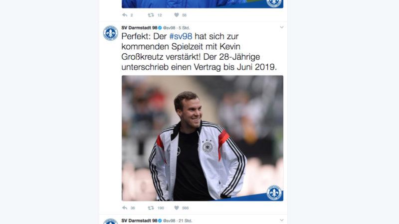 Kevin Großkreutz wechselt zu Darmstadt 98 (Foto: SAT.1 NRW)