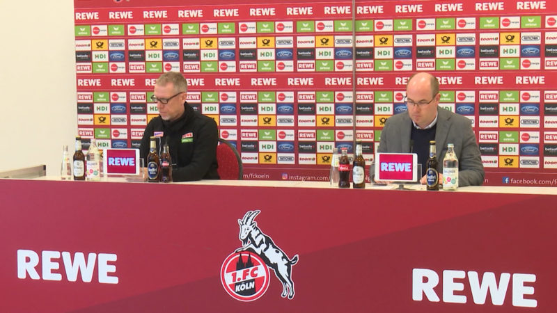 1.FC Köln gegen Hoffenheim (Foto: SAT.1 NRW)