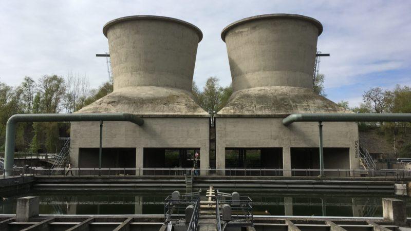 Tödlicher Unfall an der Jahrhunderthalle Bochum (Foto: SAT.1 NRW)