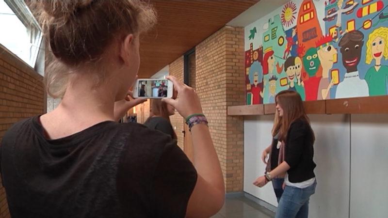 Mobbing in der Schule (Foto: SAT.1 NRW)