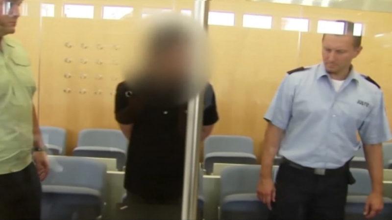 Salafist Marco G. zu lebenslanger Haft verurteilt (Foto: SAT.1 NRW)