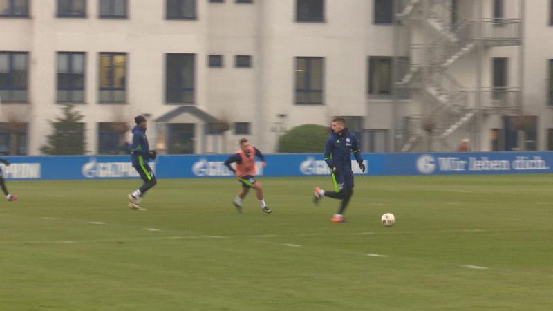 Schalke nach dem Euro-Aus (Foto: SAT.1 NRW)