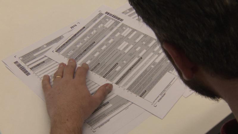 Steuern nicht gerecht verteilt (Foto: SAT.1 NRW)