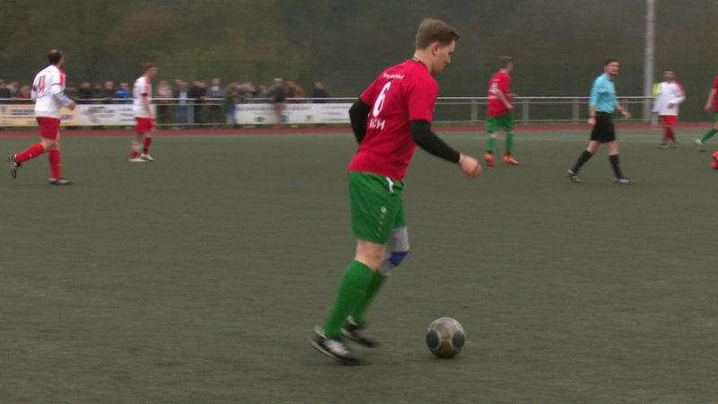 Fußball mit den Uebachs (Foto: SAT.1 NRW)