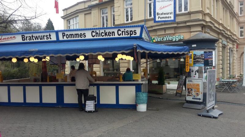 Shitstorm gegen vegetarisches Restaurant (Foto: SAT.1 NRW)