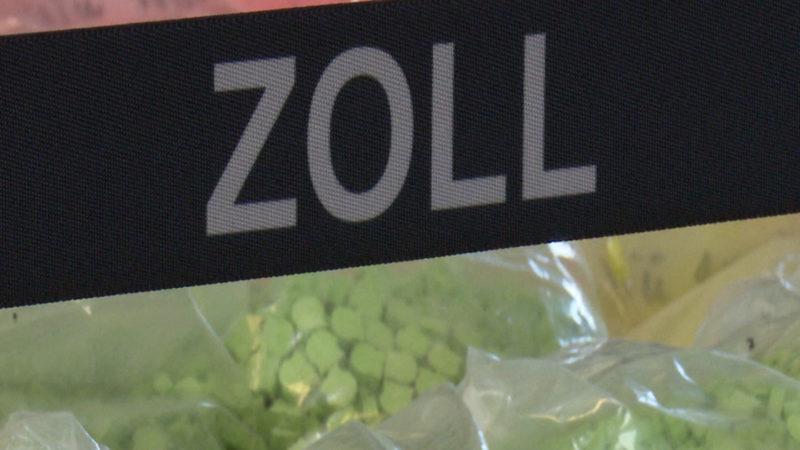 Zoll-Bilanz (Foto: SAT.1 NRW)