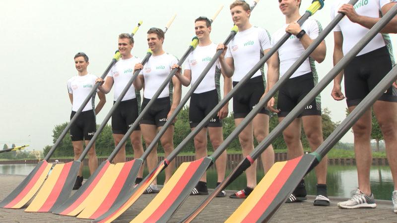 Deutschland-Achter mit neuem Team (Foto: SAT.1 NRW)