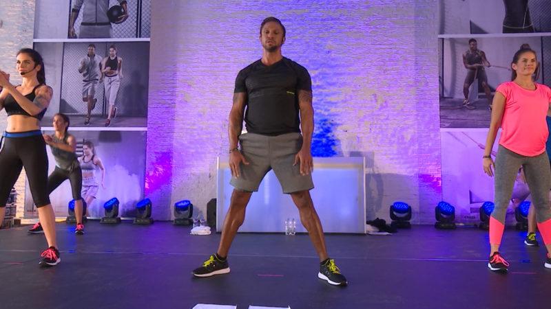 Daniel Aminati macht NRW fit (Foto: SAT.1 NRW)