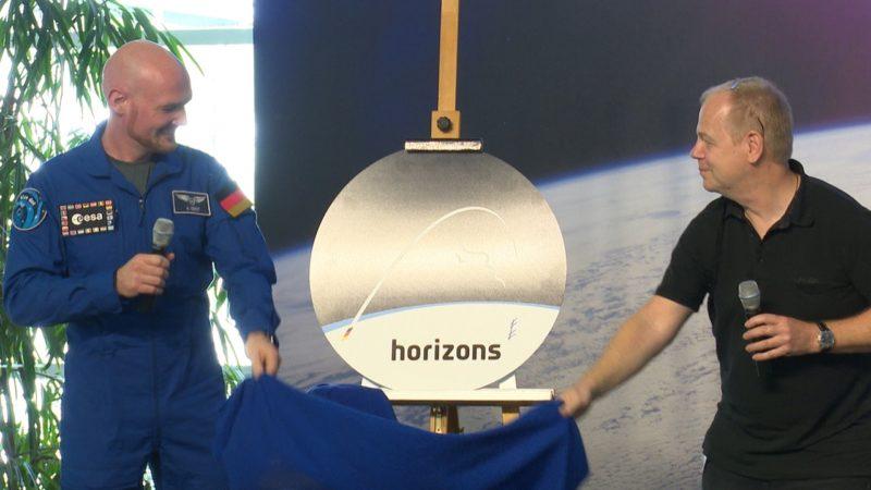 Kölner ISS-Astronaut verrät Details über neue Mission (Foto: SAT.1 NRW)