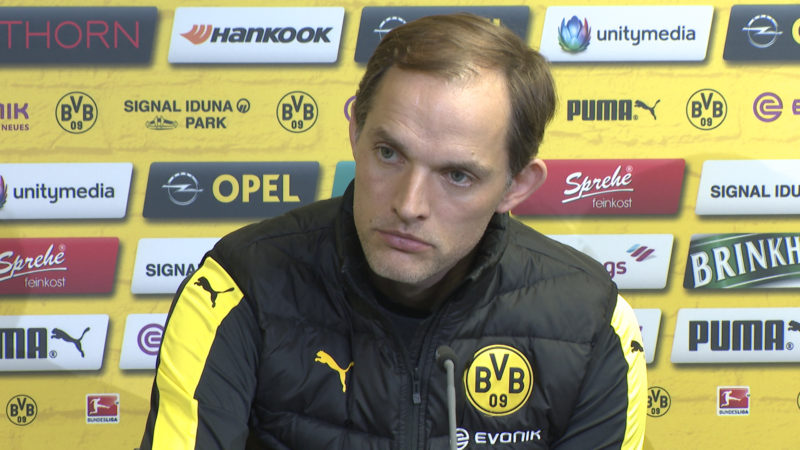 BVB gegen Hoffenheim (Foto: SAT.1 NRW)