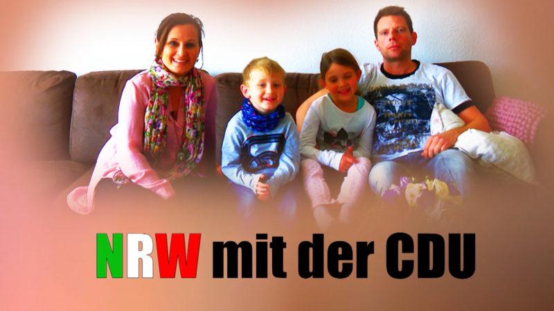 WAS WÄRE WENN… NRW MIT DER CDU (Foto: SAT.1 NRW)