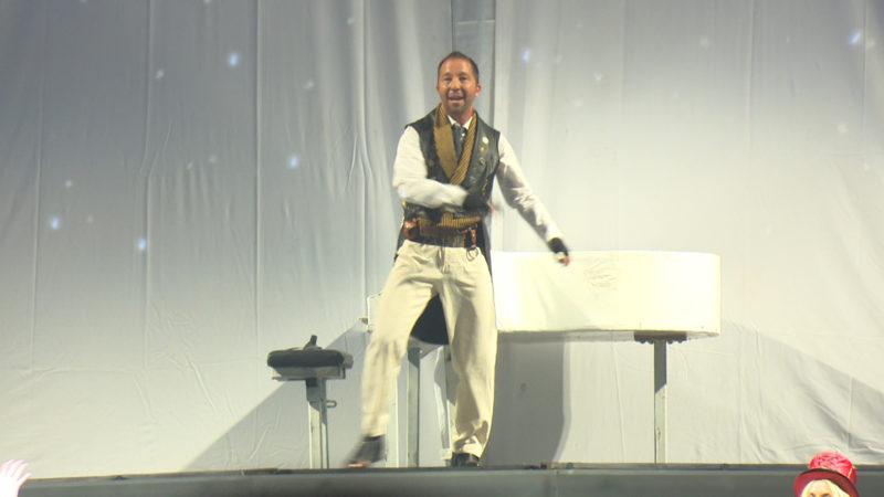 Bühnenjubiläum von DJ Bobo (Foto: SAT.1 NRW)