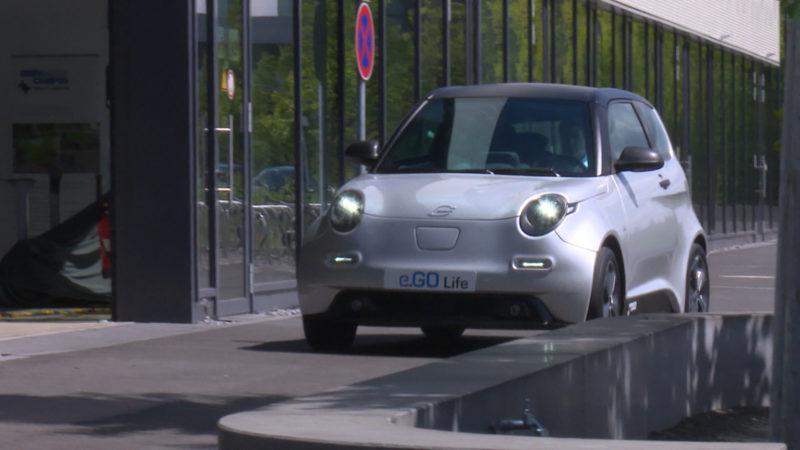 Elektroauto für jedermann (Foto: SAT.1 NRW)