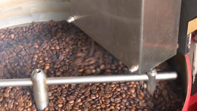 Kaffeerösterei in der Garage (Foto: SAT.1 NRW)