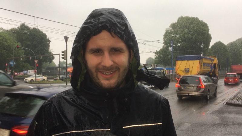 Gewitter über NRW (Foto: SAT.1 NRW)