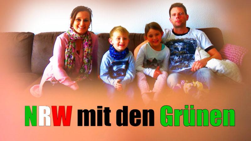 WAS WÄRE WENN… NRW MIT DEN GRÜNEN (Foto: SAT.1 NRW)
