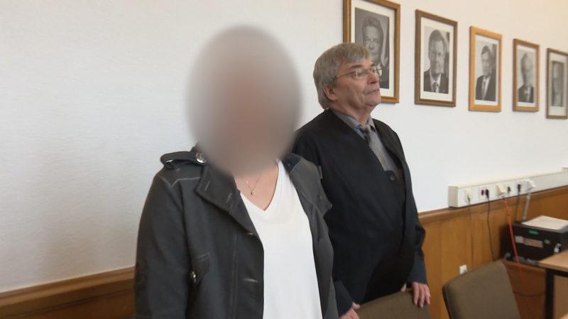 Jugendamtsmitarbeiterin verurteilt (Foto: SAT.1 NRW)