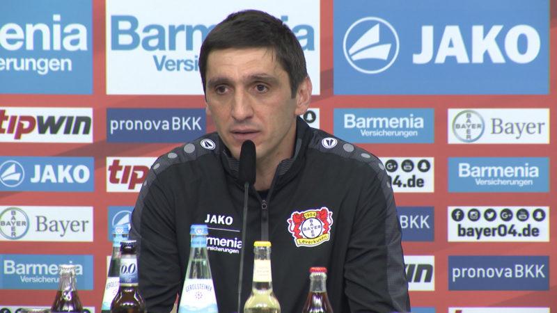 Ingolstadt gegen Leverkusen (Foto: SAT.1 NRW)