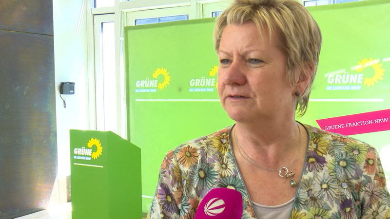 Sylvia Löhrmann will Mandat abgeben (Foto: SAT.1 NRW)