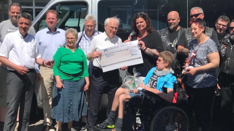 Spendenziel für Niklas erreicht (Foto: SAT.1 NRW)