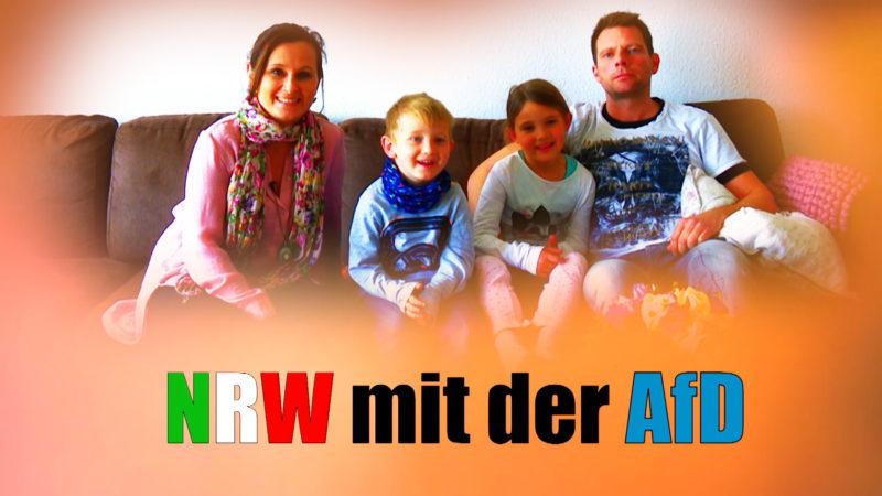 WAS WÄRE WENN… NRW MIT DER AFD (Foto: SAT.1 NRW)