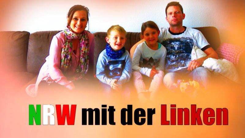 WAS WÄRE WENN… NRW MIT DER LINKEN (Foto: SAT.1 NRW)