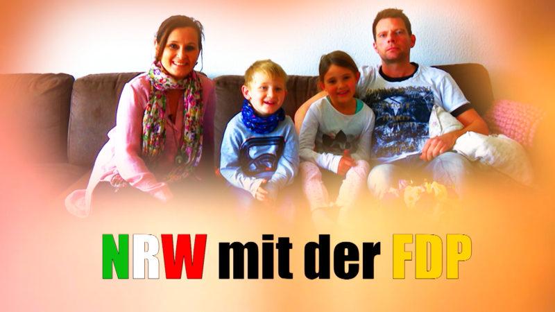Was wäre wenn... NRW mit der FDP (Foto: SAT.1 NRW)
