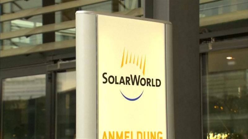 Solarworld am Ende (Foto: SAT.1 NRW)