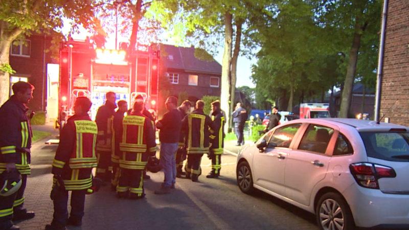 Mutmaßlicher Bomben-Bauer festgenommen (Foto: SAT.1 NRW)