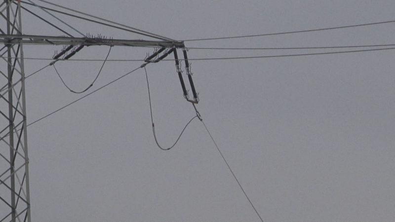 Stromausfall in Essen (Foto: SAT.1 NRW)