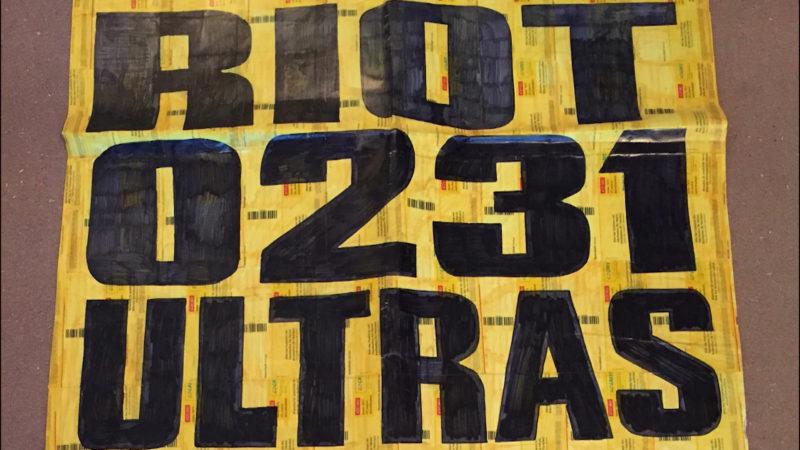Innenministerium will BVB Ultra-Gruppierung Riot0231 verbieten lassen (Foto: SAT.1 NRW)