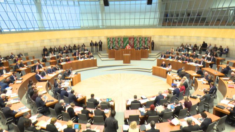 CDU-Mann André Kuper soll Landtagspräsident werden (Foto: SAT.1 NRW)
