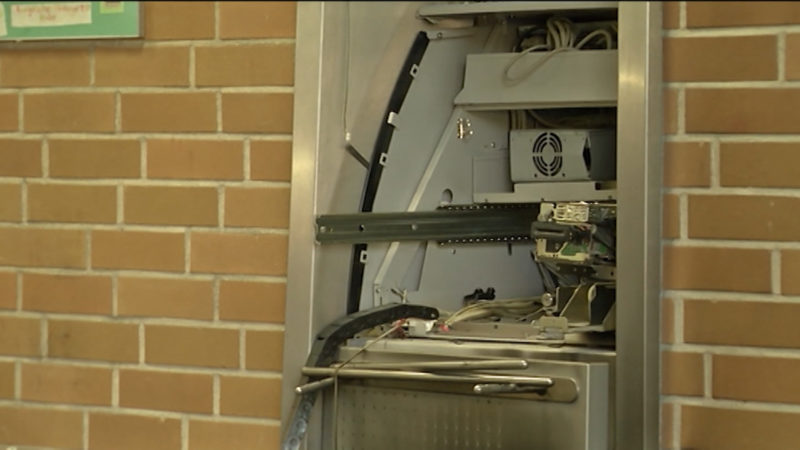 Weniger Geldautomaten in NRW gesprengt (Foto: SAT.1 NRW)