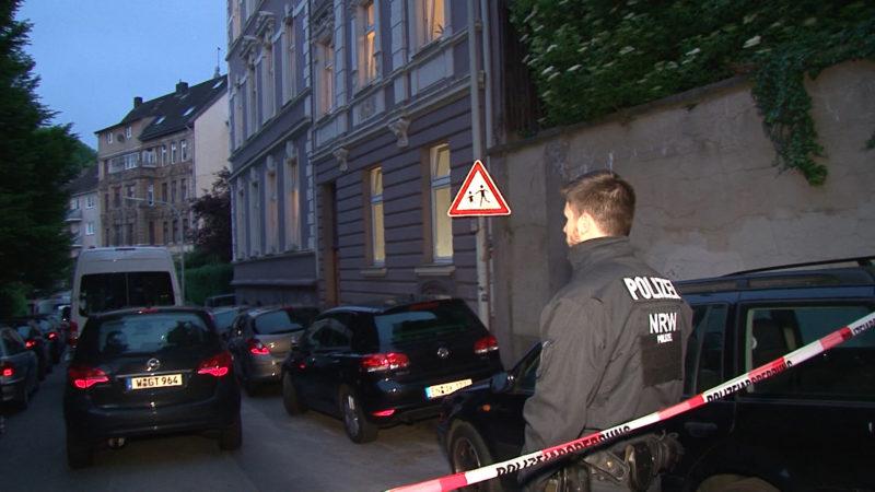 Neues zum Wohnheim-Mord (Foto: SAT.1 NRW)