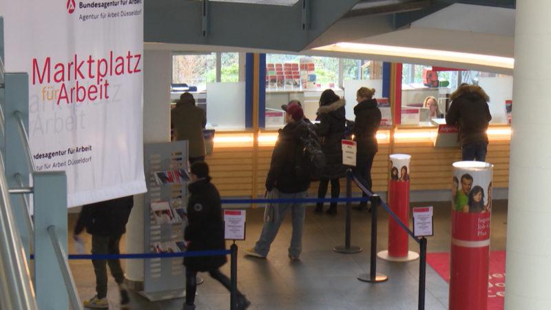 Maßnahmen für Langzeitarbeitslose gefordert (Foto: SAT.1 NRW)