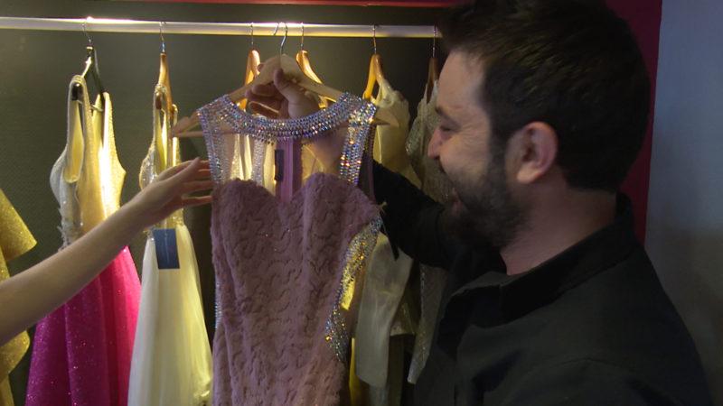 Syrische Modedesigner in NRW (Foto: SAT.1 NRW)