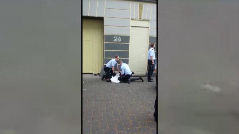 Staatsanwaltschaft ermittelt gegen Polizei (Foto: SAT.1 NRW)