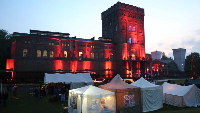 ExtraSchicht: Die Nacht der Industriekultur (Foto: SAT.1 NRW)